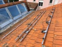 Installation photovoltaïque d'une puissance de 3 KWC à Le Coteau 42120 LOIRE