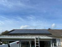 Installation de panneaux photovoltaïques d'une puissance de 6KWC  à BOHAS MEYRIAT RIGNAT 01250