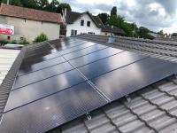 Installation de panneaux photovoltaïques d'une puissance de 3KWC  à Marin Haute Savoie