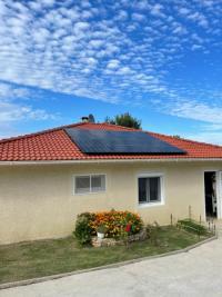 Installation d'un kit photovoltaïque d'une puissance de 3kwc à St Sorlin de Vienne 38200 en Isère