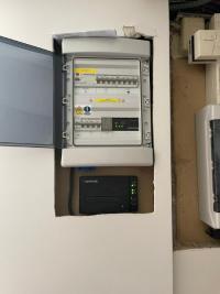 Installation d'un kit photovoltaïque de 9 KWC à MAIZILLY (42750) dans la loire