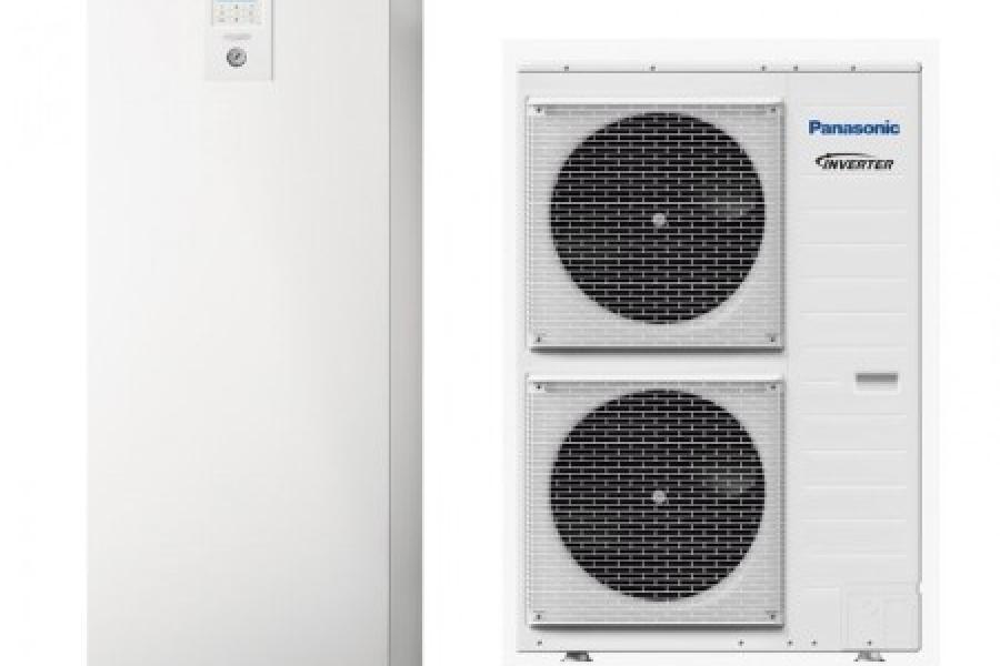 Pompe à chaleur PANASONIC  Aquarea Haute Performance 12kw